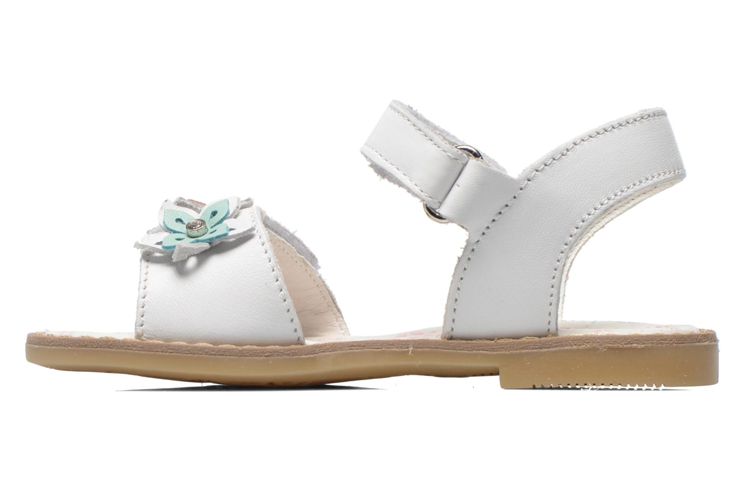 Sandals Primigi Ginessa White front view