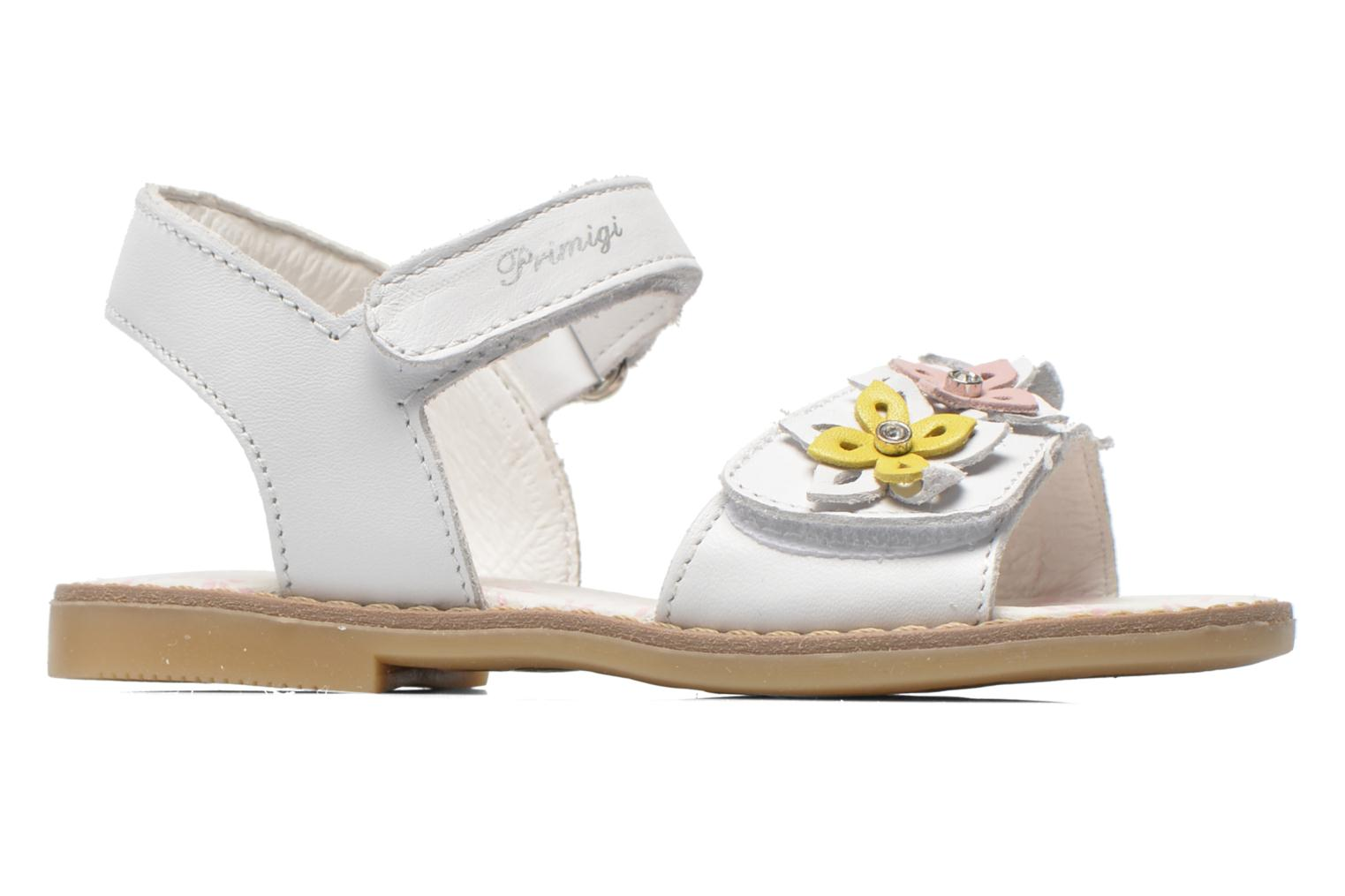 Sandals Primigi Ginessa White back view