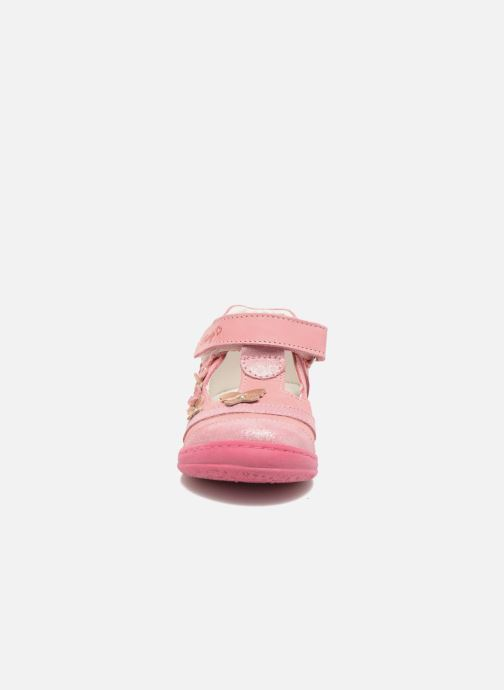 Velcro shoes Primigi Giusy-E Pink model view