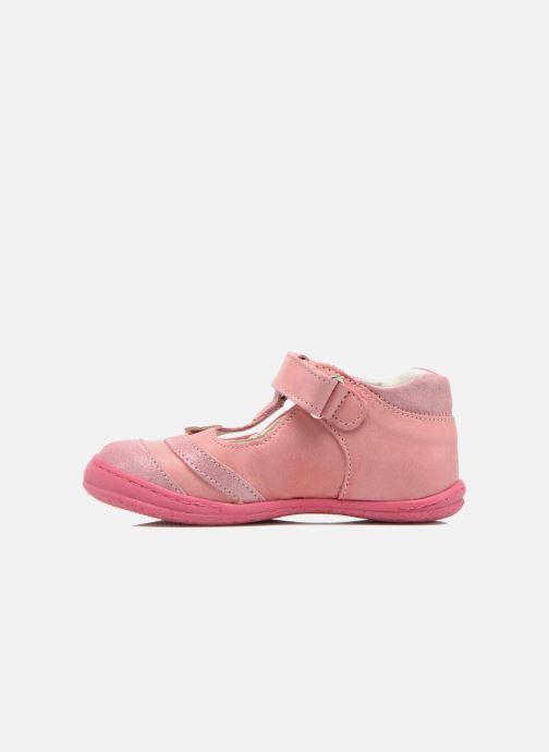 Velcro shoes Primigi Giusy-E Pink front view