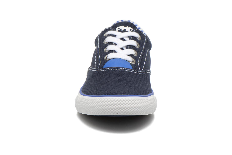 Sneaker Primigi Pmg Olli 8 blau schuhe getragen