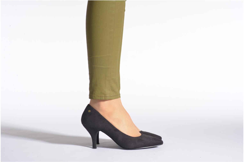 Zapatos de tacón Pepe jeans Megan Vino vista de abajo