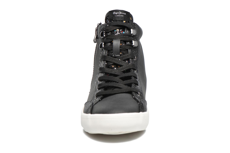 Bottines et boots Pepe jeans Parson Noir vue portées chaussures