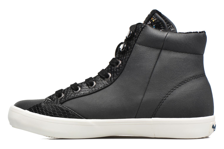 Bottines et boots Pepe jeans Parson Noir vue face