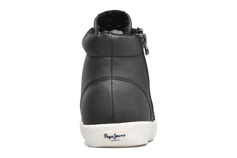 Bottines et boots Pepe jeans Parson Noir vue droite