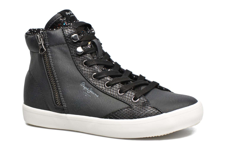 Bottines et boots Pepe jeans Parson Noir vue détail/paire