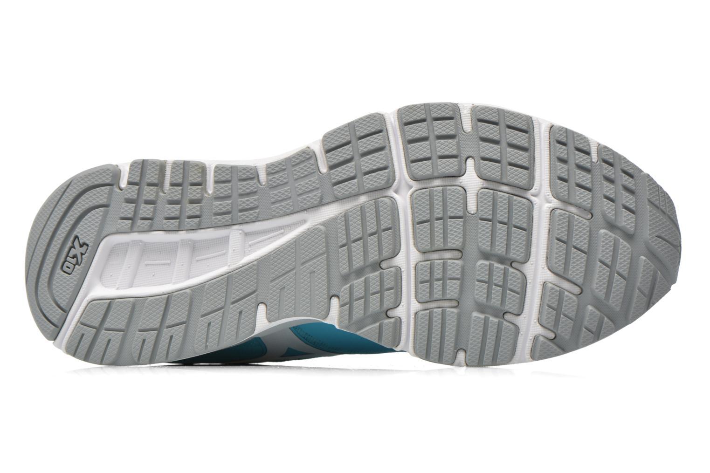 Chaussures de sport Mizuno Mizuno Synchro MX W Bleu vue haut
