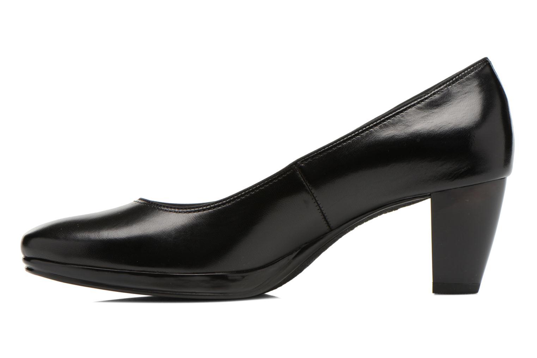 Zapatos de tacón Ara Toulouse Pla Negro vista de frente