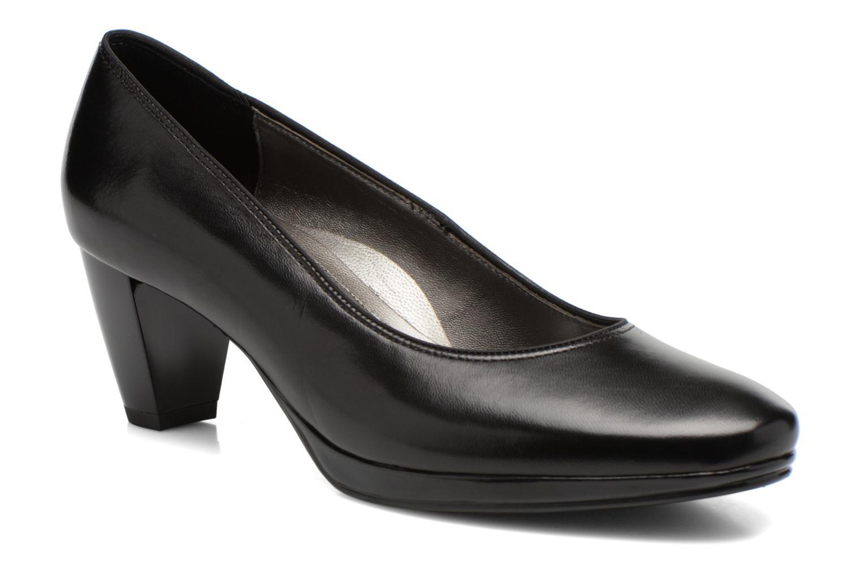 Zapatos de tacón Ara Toulouse Pla Negro vista de detalle / par