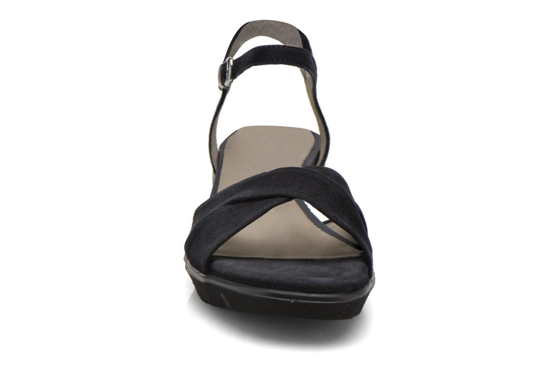 Sandales et nu-pieds Ara Mars Bleu vue portées chaussures