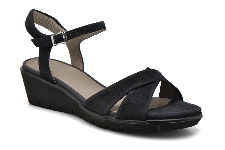 Sandales et nu-pieds Ara Mars Bleu vue détail/paire
