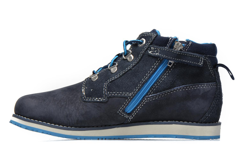 Stiefeletten & Boots Timberland Rollins Ford blau ansicht von vorne