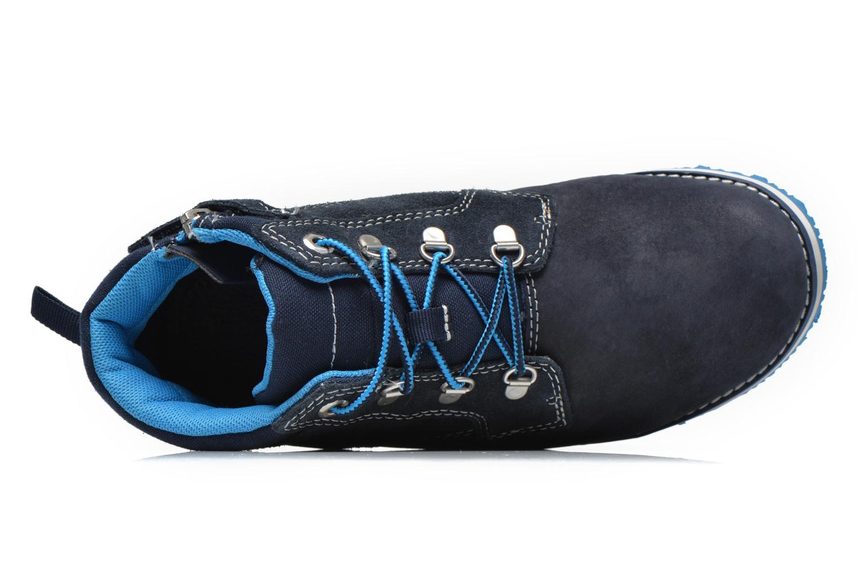 Stiefeletten & Boots Timberland Rollins Ford blau ansicht von links