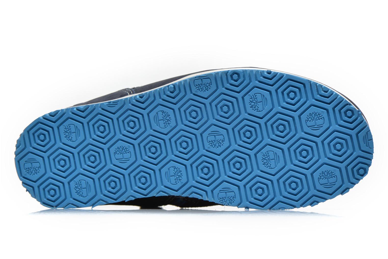 Stiefeletten & Boots Timberland Rollins Ford blau ansicht von oben