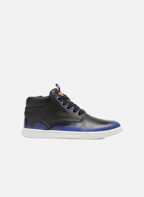 Stiefeletten & Boots Timberland Groveton Leather Chu blau ansicht von hinten