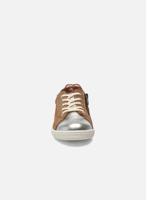 Sneakers Minibel Klasic Bruin model