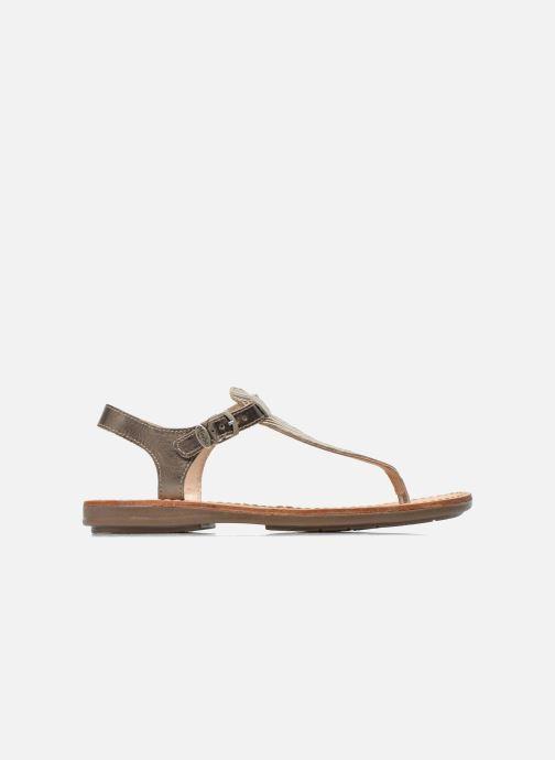 Sandals Minibel Klarice Bronze and Gold back view