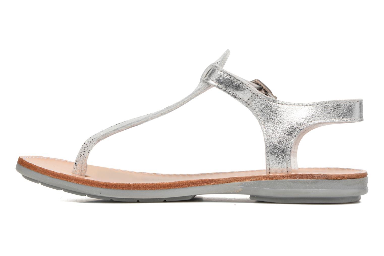 Sandali e scarpe aperte Minibel Klarice Argento immagine frontale