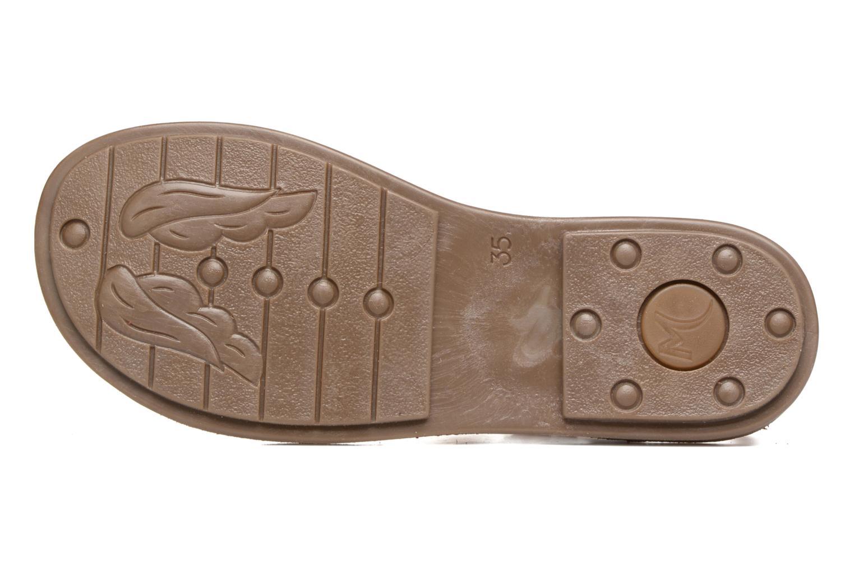 Sandali e scarpe aperte Minibel Klarice Marrone immagine dall'alto