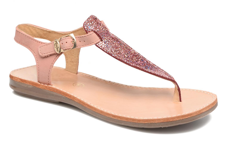 Sandali e scarpe aperte Minibel Klarice Rosa vedi dettaglio/paio