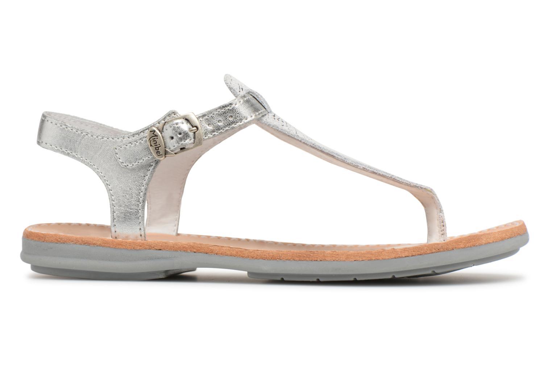 Sandali e scarpe aperte Minibel Klarice Argento immagine posteriore