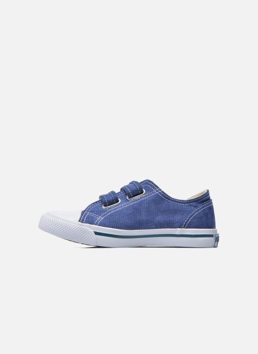 Baskets Minibel Estival Bleu vue face
