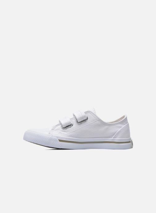 Sneakers Minibel Estival Bianco immagine frontale