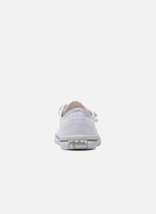 Sneakers Minibel Estival Wit rechts