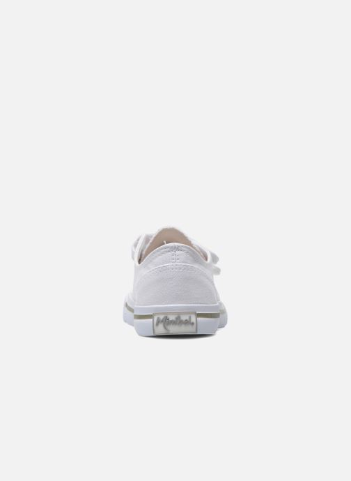 Sneakers Minibel Estival Bianco immagine destra