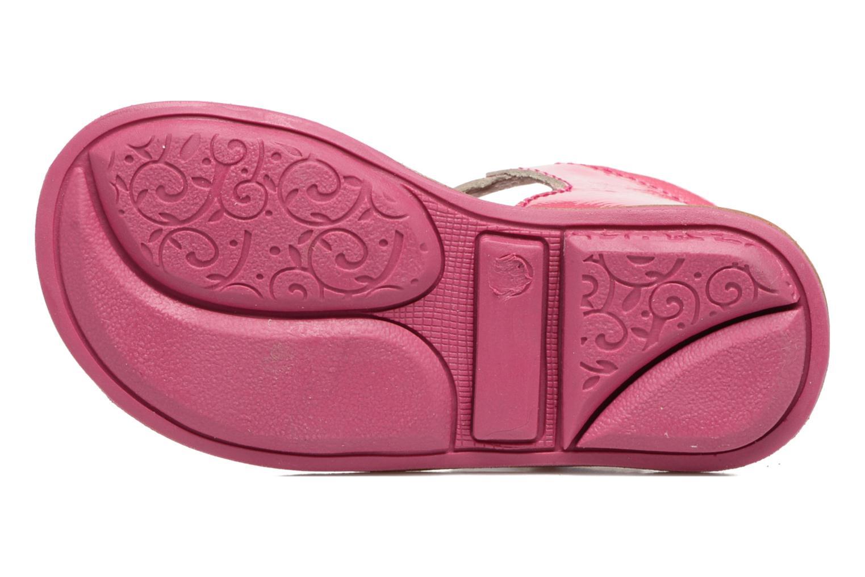 Sandali e scarpe aperte Minibel Keglae Rosa immagine dall'alto