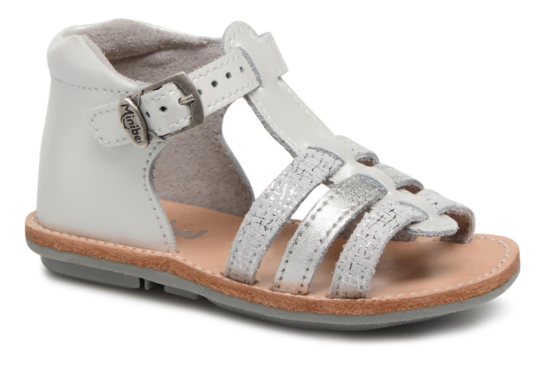 Sandali e scarpe aperte Minibel Keglae Argento vedi dettaglio/paio
