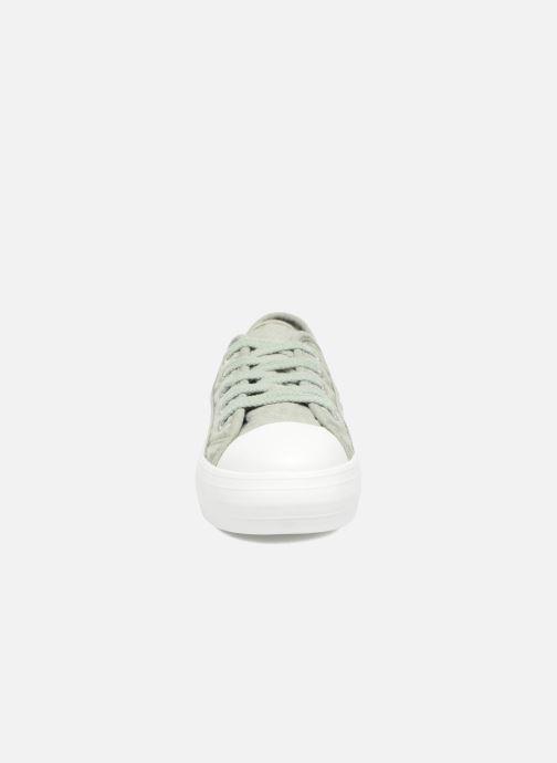 Baskets Rocket Dog Magic Vert vue portées chaussures