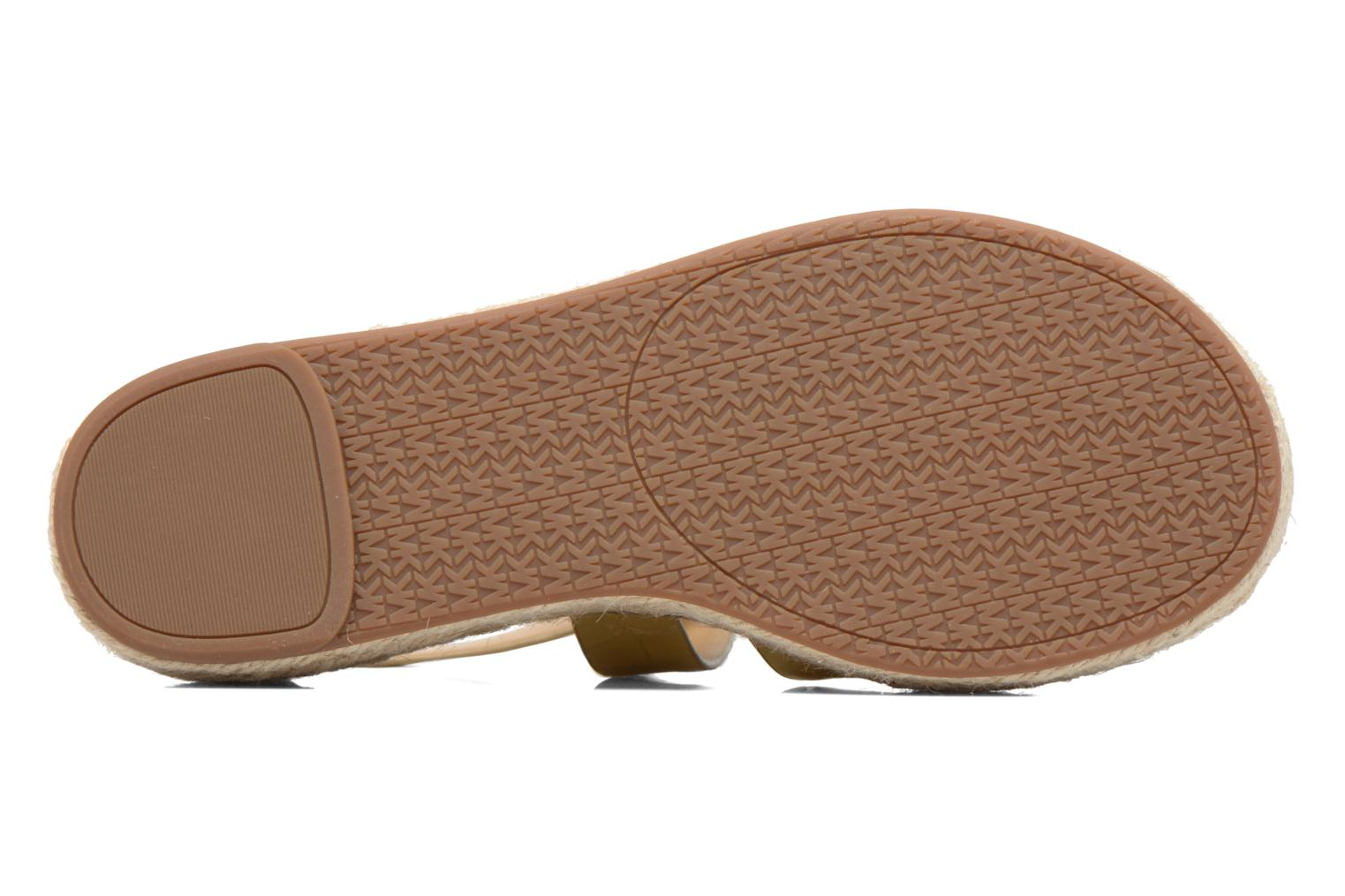 Sandals Michael Michael Kors Darby Sandal Bronze and Gold view from above