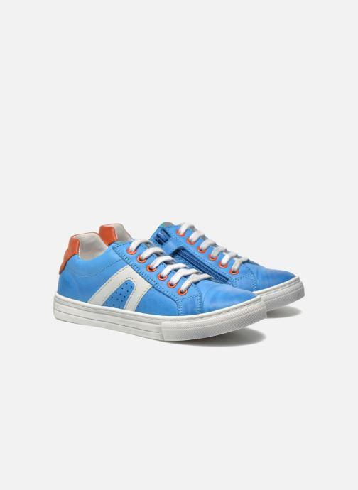 Sneakers Romagnoli Enzo Blauw 3/4'