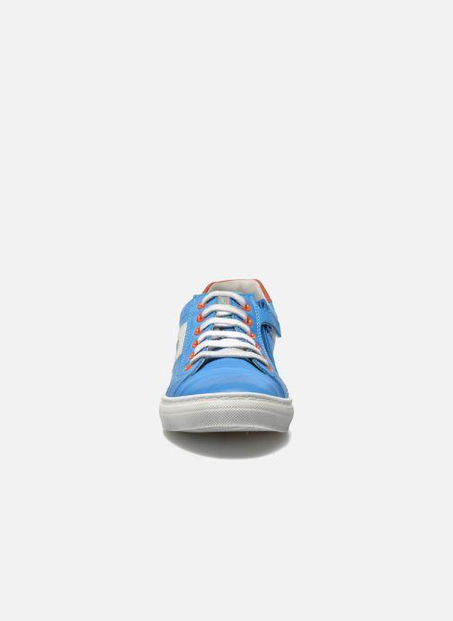 Sneakers Romagnoli Enzo Blauw model