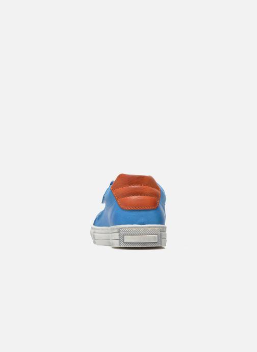 Sneakers Romagnoli Enzo Blauw rechts