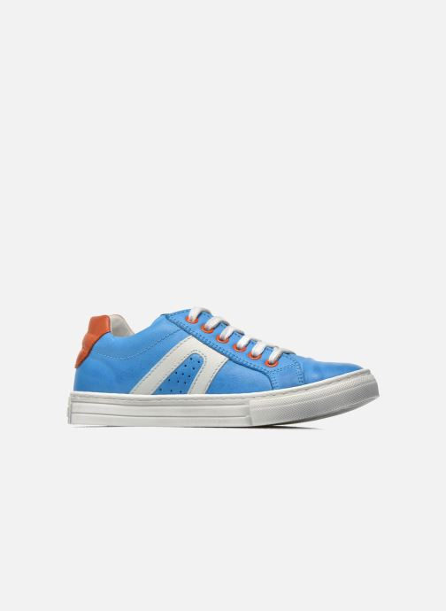 Sneakers Romagnoli Enzo Blauw achterkant