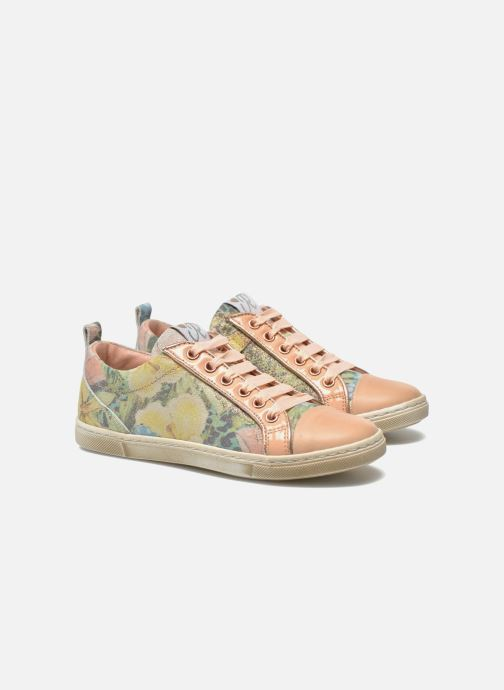 Trainers Romagnoli Lena Pink 3/4 view