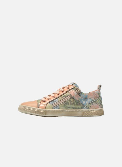 Sneakers Romagnoli Lena Rosa immagine frontale