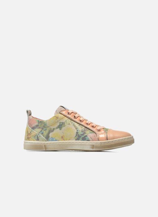 Sneaker Romagnoli Lena rosa ansicht von hinten