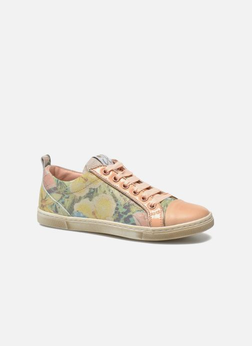 Trainers Romagnoli Lena Pink detailed view/ Pair view
