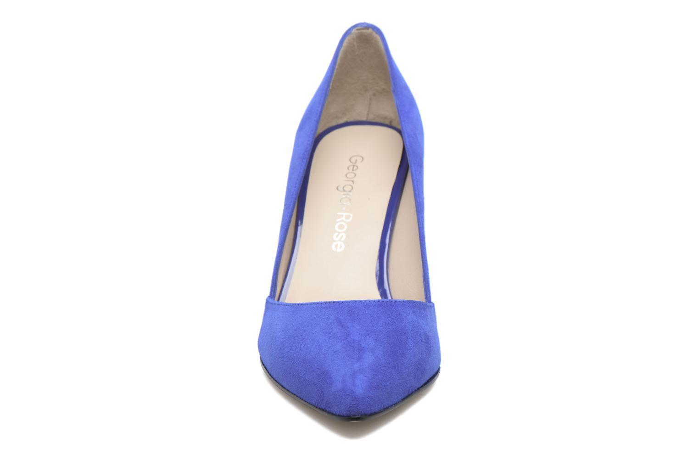 Escarpins Georgia Rose Fifillotte Bleu vue portées chaussures