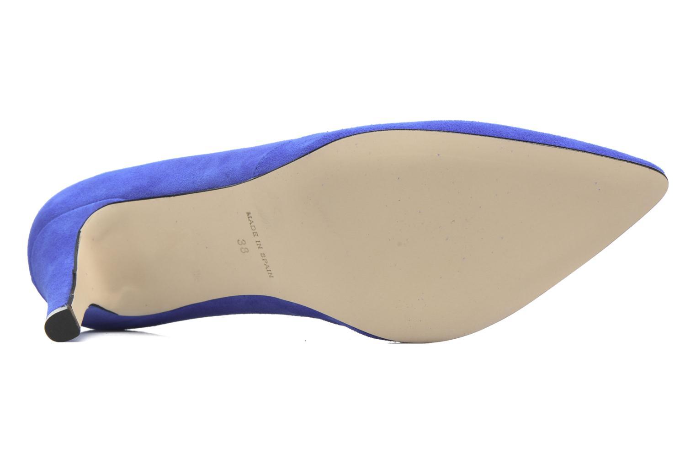 Escarpins Georgia Rose Fifillotte Bleu vue haut