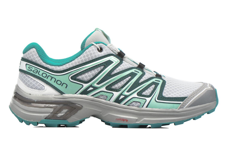 Chaussures de sport Salomon Wings Flyte 2 W Gris vue derrière
