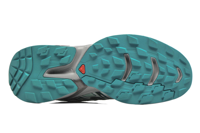 Chaussures de sport Salomon Wings Flyte 2 W Gris vue haut