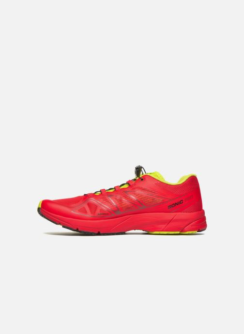 Salomon Sonic Pro Sport shoes in Red at Sarenza.eu (269468)