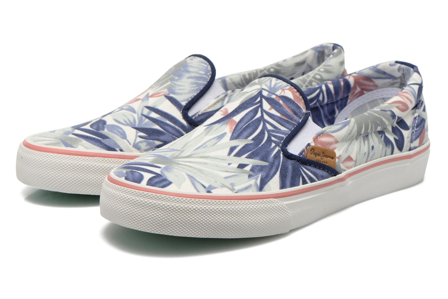 Sneakers Pepe jeans Alford Jungle Multicolor 3/4'