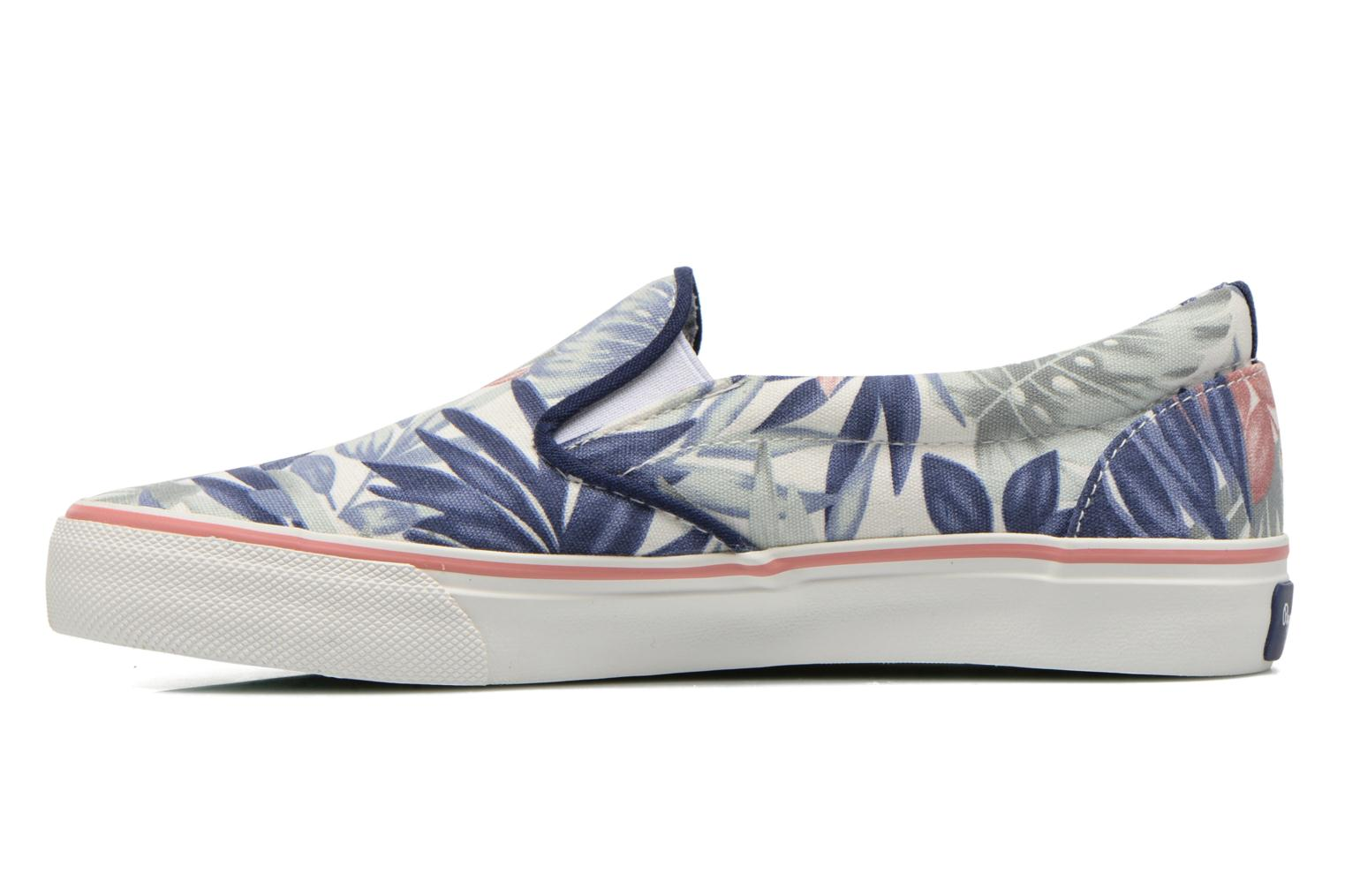 Trainers Pepe jeans Alford Jungle Multicolor front view