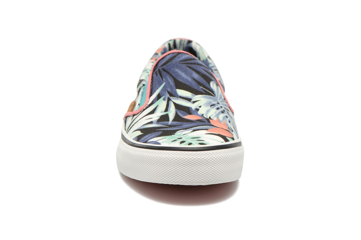 Trainers Pepe jeans Alford Jungle Multicolor model view