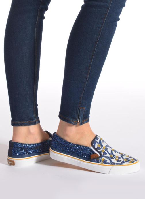 Sneakers Pepe jeans Alford Africa Multicolore immagine dal basso